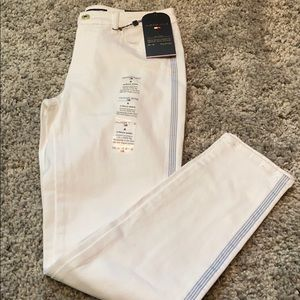 Tommy Hilfiger Tribeca Ankle White Jeans